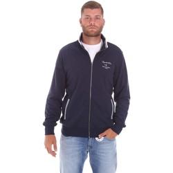 Textil Homem Sweats Key Up 2F451 0001 Azul