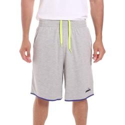 Textil Homem Shorts / Bermudas Diadora 102175673 Cinzento