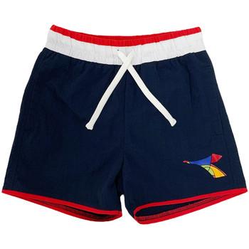 Textil Criança Shorts / Bermudas Diadora 102175897 Azul