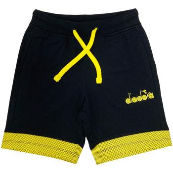 Textil Criança Shorts / Bermudas Diadora 102175908 Preto