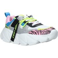 Sapatos Mulher Sapatilhas Shop Art SA050144 Rosa