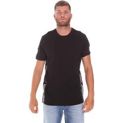 Textil Homem T-Shirt mangas curtas Diadora 502176631 Preto