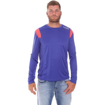 Textil Homem T-shirt mangas compridas Diadora 102175720 Azul