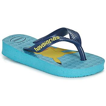 Sapatos Rapaz Chinelos Havaianas KIDS TOP POKEMON Azul