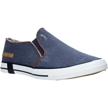 Sapatos Homem Slip on U.s. Golf S20-SUS109 Azul