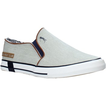 Sapatos Homem Slip on U.s. Golf S20-SUS109 Cinzento
