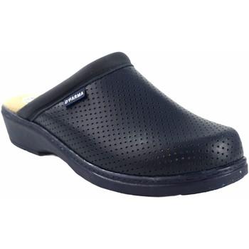 Sapatos Mulher Tamancos Bienve Sapato de senhora  22 tamanco anatômico azul Azul