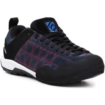 Sapatos Mulher Sapatos de caminhada Five Ten Guide Tennie 5407 granatowy, pink