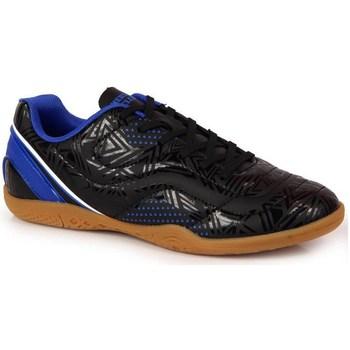 Sapatos Criança Sapatilhas American Club AM763B Preto