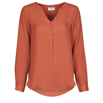 Textil Mulher Tops / Blusas Betty London PISSINE Ferrugem