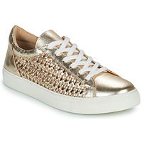 Sapatos Mulher Sapatilhas Cosmo Paris WELLY Ouro