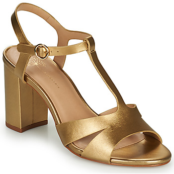 Sapatos Mulher Sandálias Cosmo Paris ZOUM Ouro