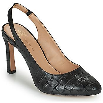 Sapatos Mulher Escarpim Cosmo Paris ZELDA Preto