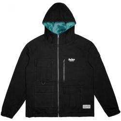 Textil Homem Jaquetas Jacker Money makers jacket Preto