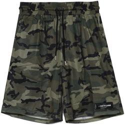 Textil Homem Shorts / Bermudas Sixth June Short  Mesh