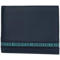 Malas Homem Carteira Bikkembergs E2BPME2D3043 Azul