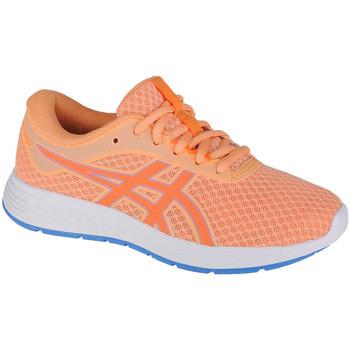 Sapatos Criança Sapatilhas de corrida Asics Patriot 11 GS Orange