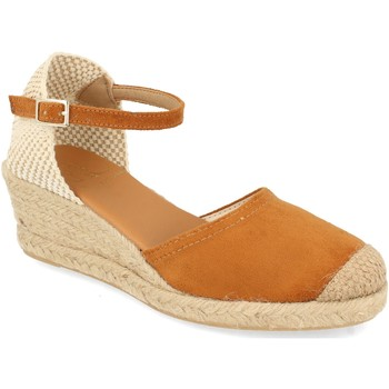Sapatos Mulher Alpargatas Shoes&blues SB-22001 Camel