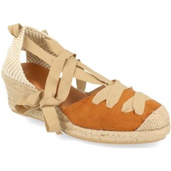 Sapatos Mulher Alpargatas Shoes&blues SB-22004 Camel