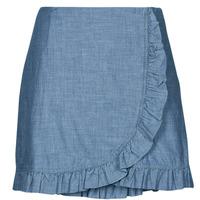 Textil Mulher Saias Vero Moda VMAKELA Azul