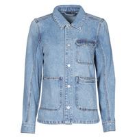 Textil Mulher casacos de ganga Vero Moda VMSMILLA Azul