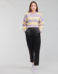 Textil Mulher Calças finas / Sarouels Vero Moda VMKYRA Preto
