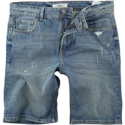 Textil Homem Shorts / Bermudas Produkt BERMUDAS VAQUERAS HOMBRE  12167538 Azul