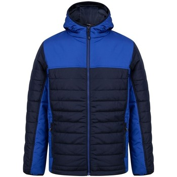 Textil Homem Quispos Finden & Hales LV660 Marinha/Royal Blue