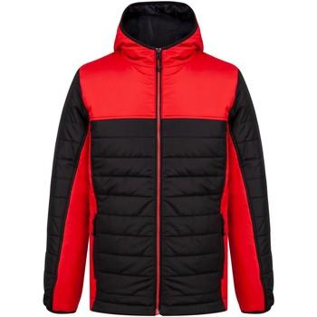 Textil Quispos Finden & Hales LV660 Preto/Vermelho