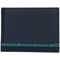 Malas Mulher Carteira Bikkembergs E2BPME2D3023 Azul