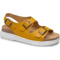 Sapatos Mulher Sandálias Feliz Caminar SANDALIA CERES - Amarelo