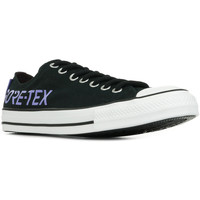 Sapatos Sapatilhas Converse Chuck taylor all star GTX Ox Preto