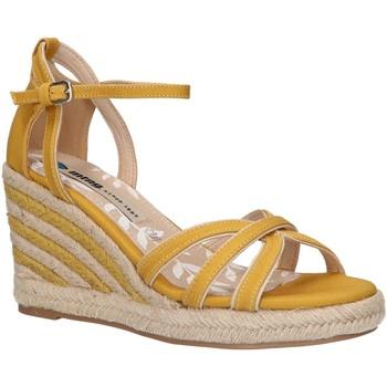 Sapatos Mulher Alpargatas MTNG 50738 Amarillo