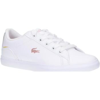 Sapatos Rapariga Multi-desportos Lacoste 41CUC0012 LEROND Blanco