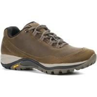 Sapatos Mulher Sapatos de caminhada Merrell SIREN TRAVELLER 3-BRINDLE BOULDER Castanho