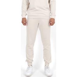 Textil Homem Calças de treino Sixth June Pantalon  Signature beige