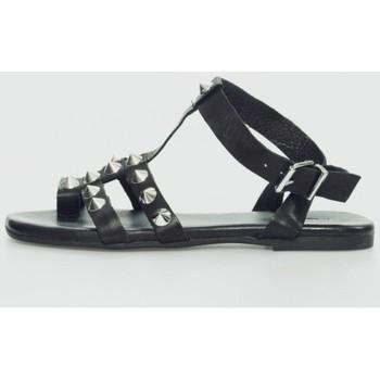 Sapatos Mulher Sandálias Inuovo 447051 Negro
