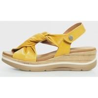 Sapatos Mulher Sandálias Paula Urban 2-335 Amarillo