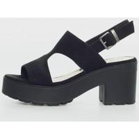 Sapatos Mulher Sandálias MTNG 50891 Negro