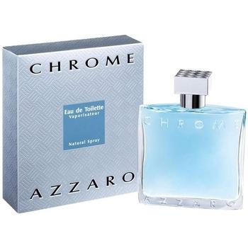 beleza Homem Eau de parfum  Azzaro Chrome - colônia - 200ml - vaporizador Chrome - cologne - 200ml - spray
