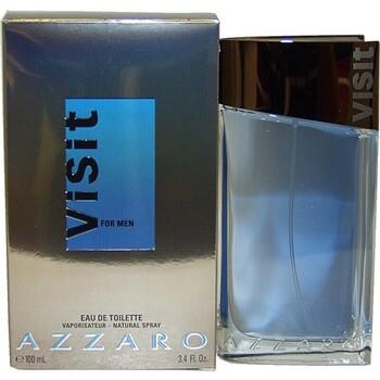 beleza Homem Eau de parfum  Azzaro Visit - colônia - 100ml - vaporizador Visit - cologne - 100ml - spray