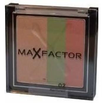 beleza Mulher Sombra e base Max Factor Eye Shadow Trio Max Effect, Rain Forest - sombra de olhos Eye Shadow Trio Max Effect, Rain Forest - eyeshadow
