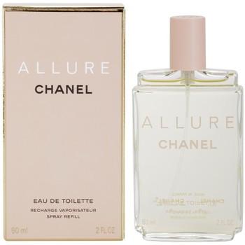 beleza Mulher Eau de parfum  Chanel Allure Recarga - colônia - 60ml - vaporizador Allure Recarga - cologne - 60ml - spray