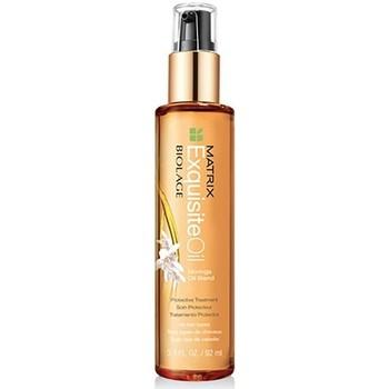 beleza Mulher Condicionador e complementos Matrix Biolage Exquisite Oil Moringa - 92ml Biolage Exquisite Oil Moringa - 92ml
