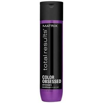 beleza Mulher Condicionador e complementos Matrix Total Results Acondicionador Color Obsessed - 300ml Total Results Acondicionador Color Obsessed - 300ml