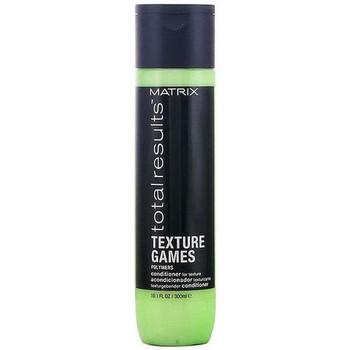 beleza Mulher Shampoo Matrix Acondicionador Total Results Texture Games  - 300ml Acondicionador Total Results Texture Games Matrix - 300ml