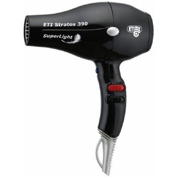 beleza Mulher Acessórios cabelos Eti Secador  Stratos 390 Superlight Black Secador Eti Stratos 390 Superlight Black