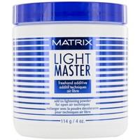 beleza Mulher Condicionador e complementos Matrix Light Master Aditivo para decolorar 114g Light Master Aditivo para decolorar 114g