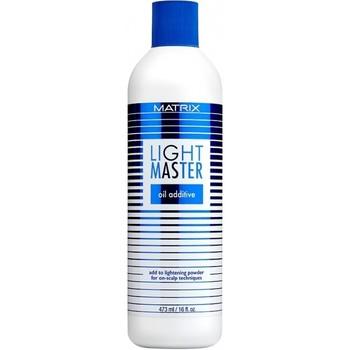 beleza Mulher Condicionador e complementos Matrix Light Master Aditivo Para Decorar Con Aceite - 473ml Light Master Aditivo Para Decorar Con Aceite - 473ml