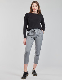 Textil Mulher Chinos Only ONLNICOLE Cinza